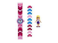 LEGO® Friends Stephanie horloge met poppetje