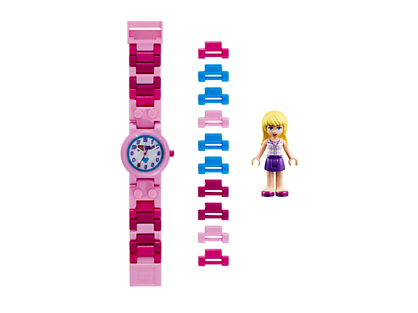 <p>Explore product details and fan reviews for LEGO® Friends Stephanie Watch with Mini-Doll 5005100 from Friends. Buy today with The Official LEGO® Shop Guarantee.</p>