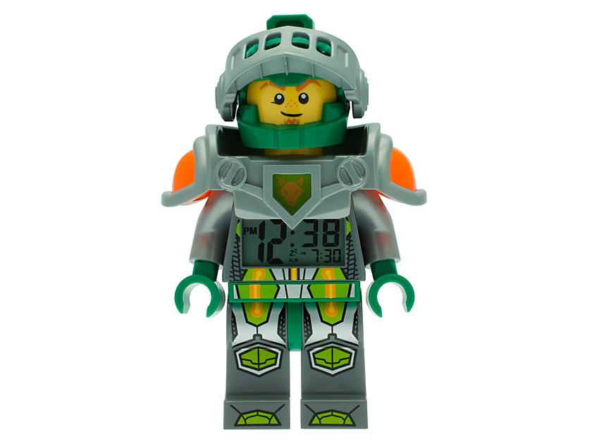 Lego� Nexo Knights Aaron Minifigure Alarm Clock