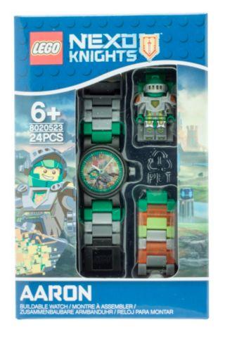LEGO® NEXO KNIGHTS™ Aaron Kids Buildable Watch