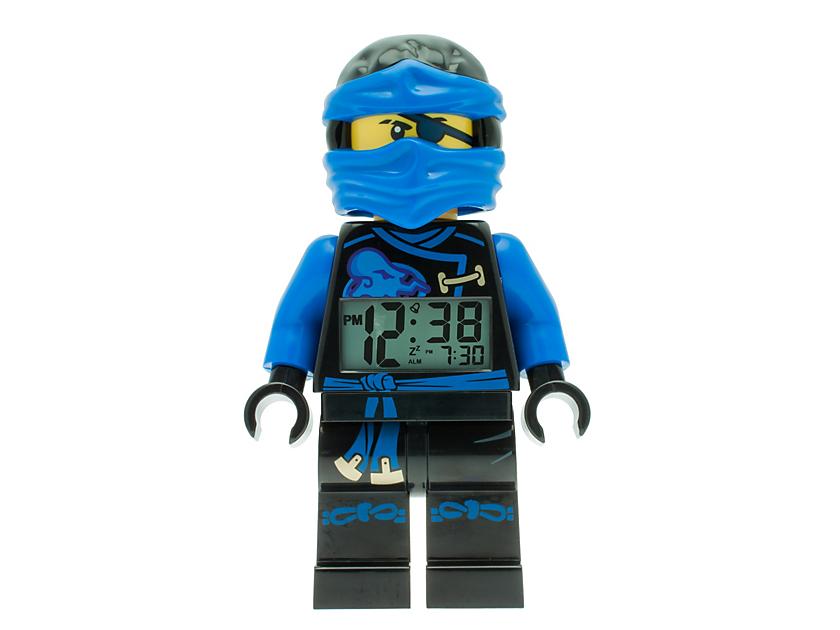 Lego� Ninjago Sky Pirates Jay Minifigure Alarm Clock
