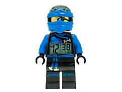 LEGO® NINJAGO™ Sky Pirates Jay Minifigure Alarm Clock