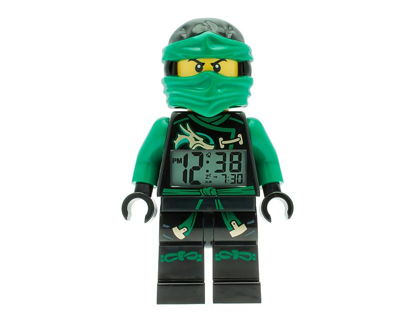 Lego� Ninjago Sky Pirates Lloyd Minifigure Alarm Clock