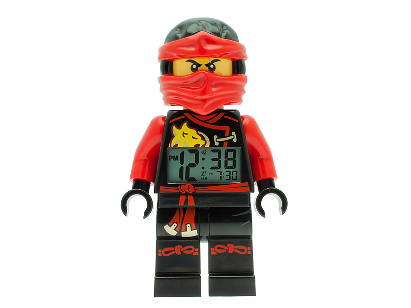 Lego� Ninjago Sky Pirates Kai Minifigure Alarm Clock