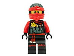 LEGO® NINJAGO™ Sky Pirates Kai Minifigure Alarm Clock