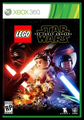 Lego Star Wars The Force Awakens Xbox 360 Video Game 5005137 Star Wars Buy Online At The Official Lego Shop Us