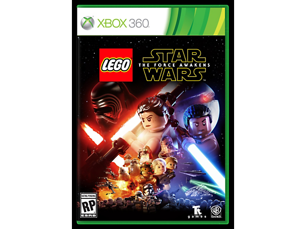 <p>Relive the blockbuster action with LEGO® Star Wars: The Force Awakens Xbox 360 Video Game, featuring new story levels and a huge cast of iconic characters, vehicles and locations.</p>