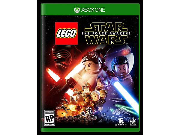 Relive the blockbuster action with LEGO® Star Wars: The Force Awakens Xbox One Video Game, featuring new story levels and a huge cast of iconic characters, vehicles and locations.