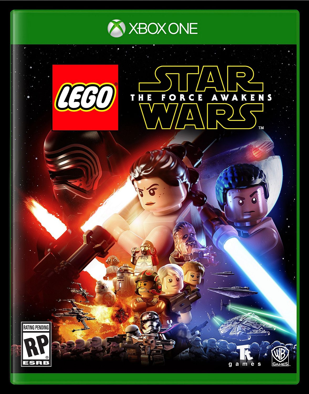LEGO® Star Wars™: The Force Awakens Xbox One Video Game