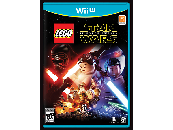 Relive the blockbuster action with LEGO® Star Wars: The Force Awakens Wii U™ Video Game, featuring new story levels and a huge cast of iconic characters, vehicles and locations.