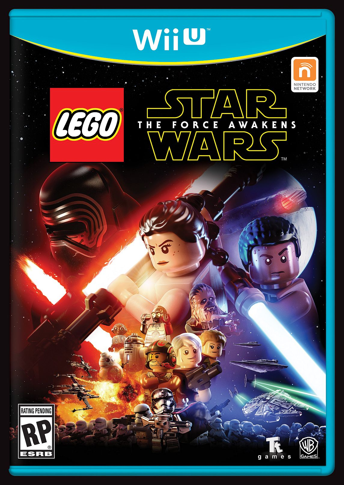 LEGO® Star Wars™: The Force Awakens Wii U™ Video Game