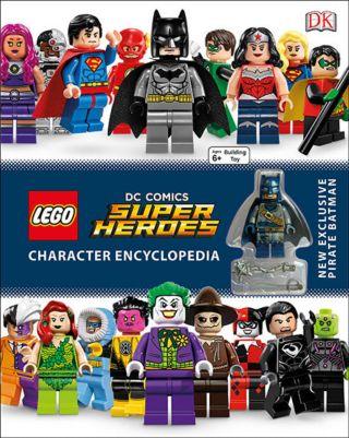 LEGO DC SH CHARACTER ENCYCLOPEDIA