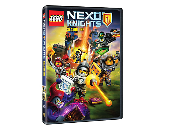 <p>Prepare for hi-tech NEXO KNIGHTS™ adventures as the heroes battle Jestro and the Book of Monsters, featuring 10 action-packed episodes on two DVDs.</p>
