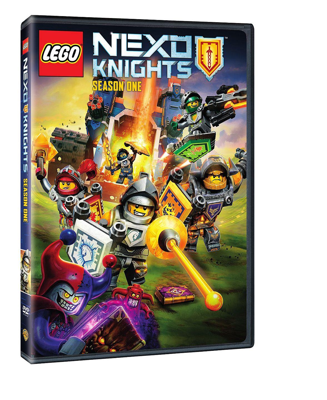 LEGO® NEXO KNIGHTS™: Season 1 (DVD)