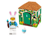 LEGO® Easter Bunny Hut