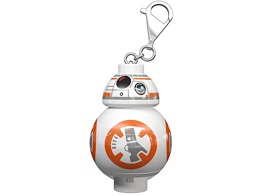 "LEGO Star Wars"" BB-8"" LED Keyring Torch 6206340"