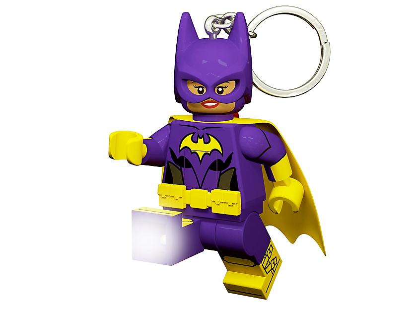The Lego® Batman Movie Batgirl Key Light