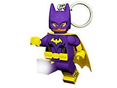 THE LEGO® BATMAN MOVIE Batgirl™ LED Keyring Torch