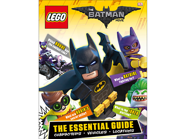<p>Read all about THE LEGO® BATMAN MOVIE and the characters, vehicles and locations featured in the LEGO building sets with this essential 64-page, full-color guide.</p>