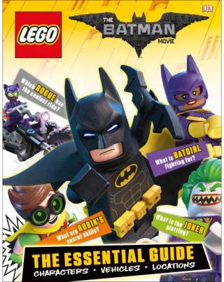 LEGO BATMAN MOVIE THE ESSENTIAL GUIDE