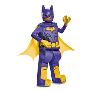 THE LEGO® BATMAN MOVIE Batgirl™ Prestige Costume