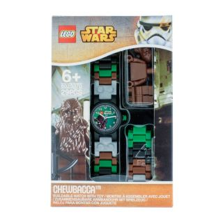 LEGO® Star Wars™ Chewbacca™ Kinderuhr