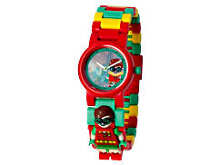 THE LEGO® BATMAN MOVIE – Kinderuhr mit Robin™ Minifigur