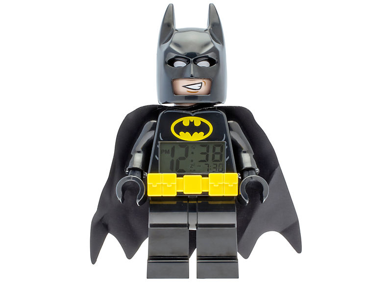 Réveil Figurine Batman™ de LEGO® BATMAN LE FILM