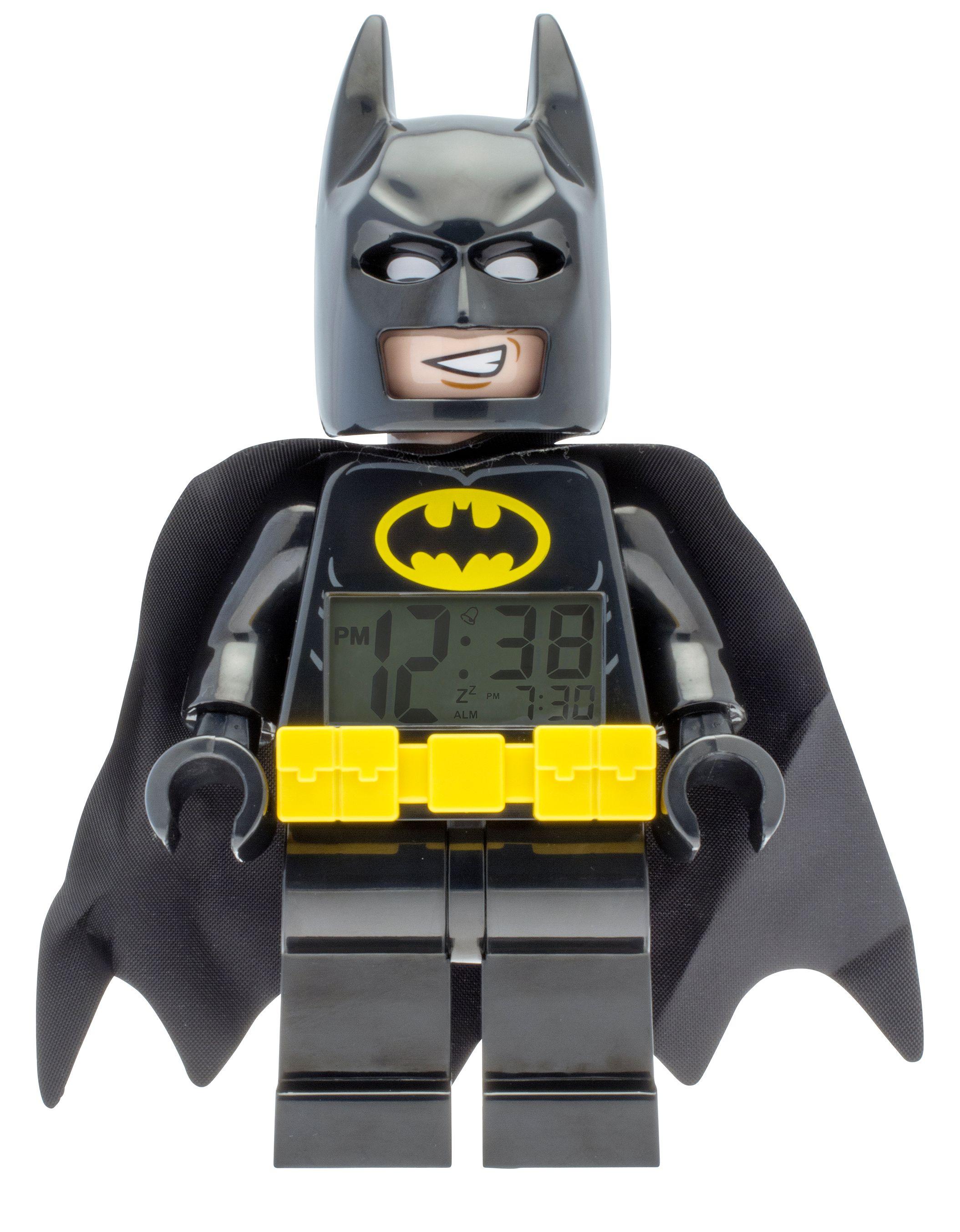 The Lego Batman Movie Batman Minifiguren Wecker 5005335 The Lego Batman Movie Offiziellen Lego Shop De