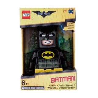 THE LEGO® BATMAN MOVIE Batman™ Minifigure Alarm Clock