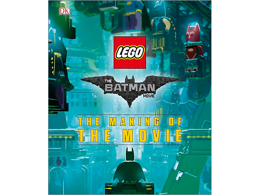 LEGO BATMAN MOVIE: MAKING OF THE MOVIE