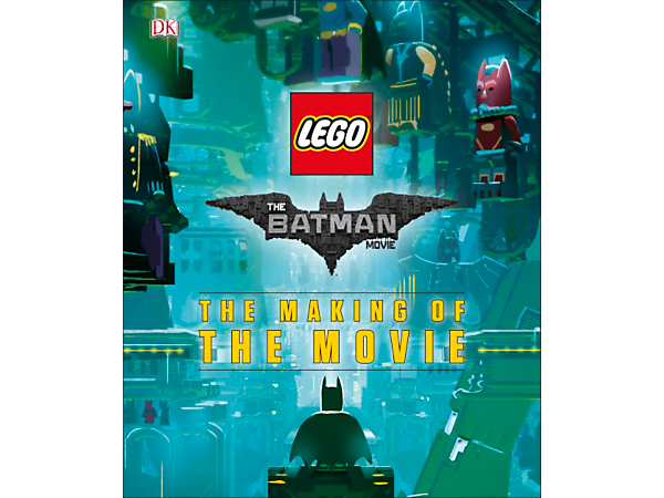 Learn from the filmmakers, animators, LEGO designers and actors about THE LEGO® BATMAN MOVIE: The Making of the Movie with this lavishly illustrated 200-page book.