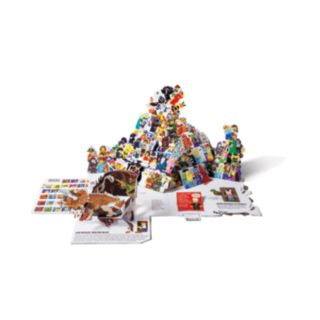 LEGO® Pop-Up: A Journey through the LEGO Universe