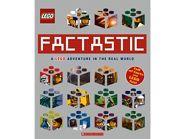 <p>Enjoy a journey of discovery with Factastic: A LEGO® Adventure in the Real World, a 176-page book packed with facts, statistics, LEGO scenes and real-world photography to aid learning.</p>