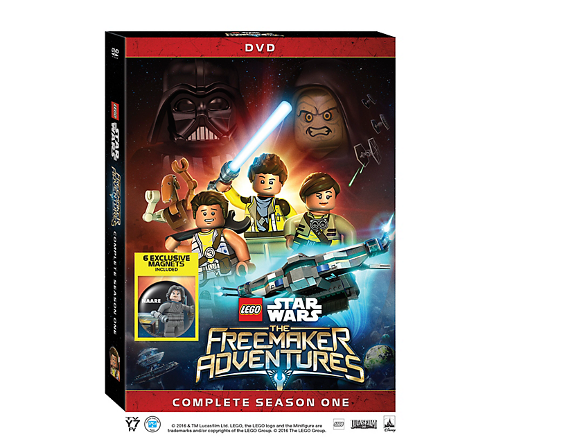 "LEGO® Star Wars"": The Freemaker Adventures 6215610"