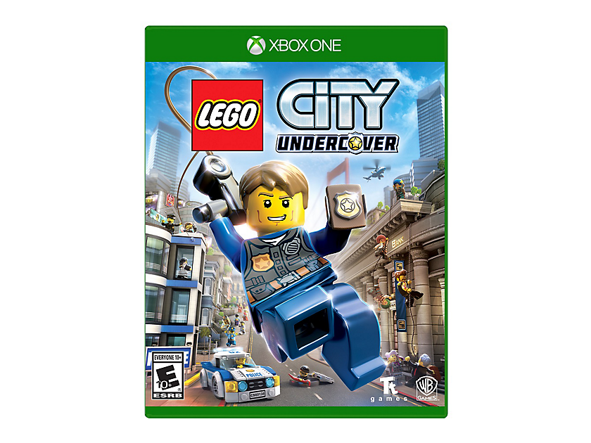 Lego® City Undercover Xbox One Video Game