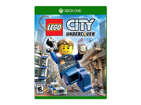 lego city undercover xbox one video game 5005364 city lego shop. Black Bedroom Furniture Sets. Home Design Ideas