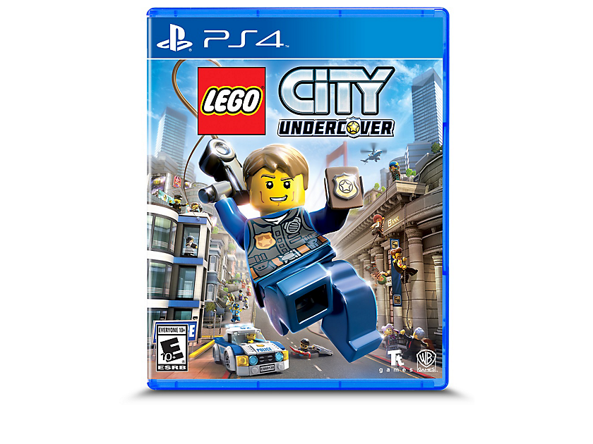 Lego� City Undercover Play Station� 4 Video Game