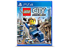 LEGO® City Undercover PlayStation® 4 Video Game