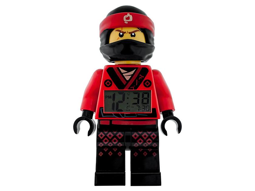 The Lego� Ninjago� Movie Kai Minifigure Alarm Clock