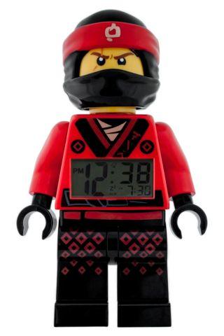 LEGO® NINJAGO® MOVIE™ — Budzik z minifigurką Kaia