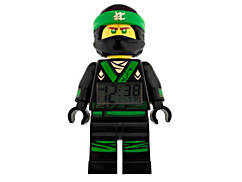 THE LEGO® NINJAGO® MOVIE™ Lloyd Minifigure Alarm Clock