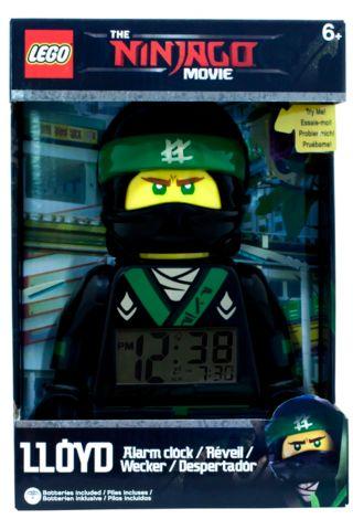 THE LEGO® NINJAGO® MOVIE™ Lloyd Minifigure Alarm Clock