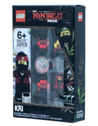 THE LEGO® NINJAGO® MOVIE™ Kai Minifigure Link Watch