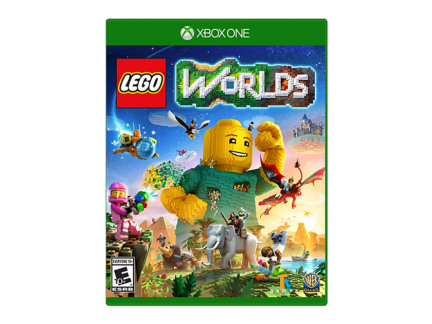 Lego® Worlds Xbox One Video Game