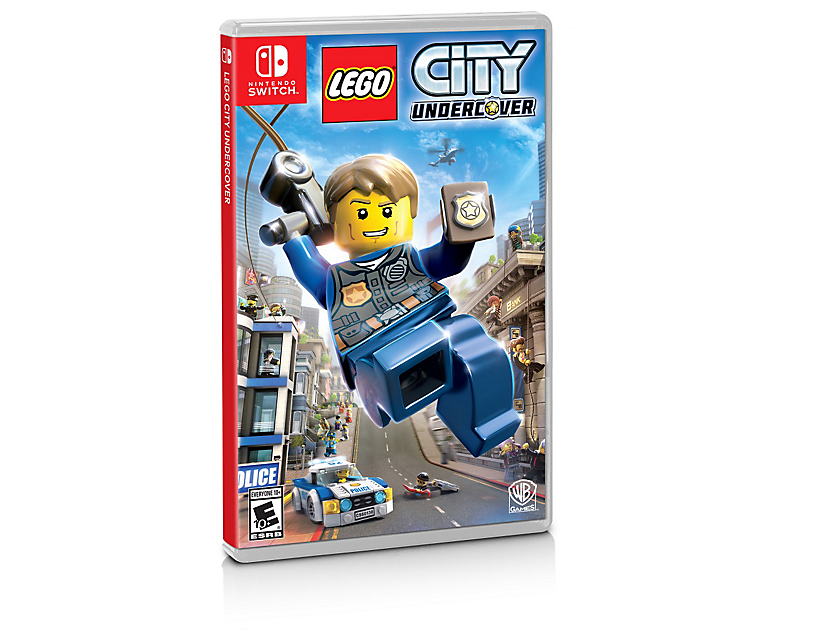 Lego® City Undercover Nintendo Switch Video Game