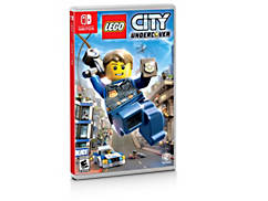 LEGO® City Undercover Nintendo Switch™ Video Game