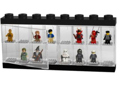 Lego Schaukasten Für 16 Minifiguren 5005375 Unknown Offiziellen Lego Shop De