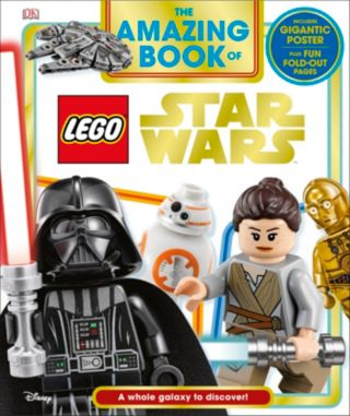 The Amazing Book of LEGO® Star Wars™