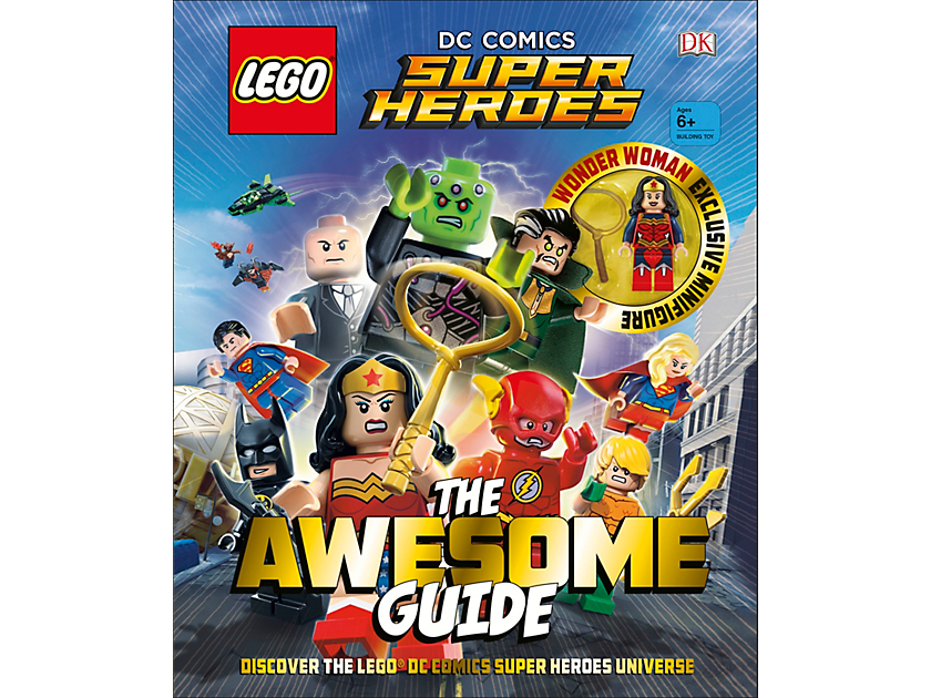 LEGO® DC Comics Super Heroes The Awesome Guide 6223013